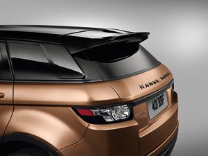 Foto Detalles (2) Land Rover Range-rover-evoque Suv Todocamino 2013