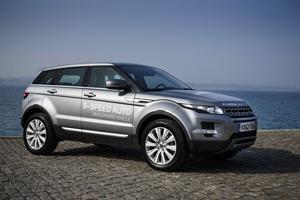 Foto Exteriores Land Rover Range-rover-evoque Suv Todocamino 2013