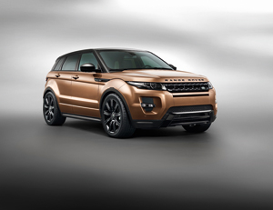Foto Perfil Land Rover Range-rover-evoque Suv Todocamino 2013