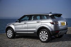 Foto Trasera Land Rover Range-rover-evoque Suv Todocamino 2013