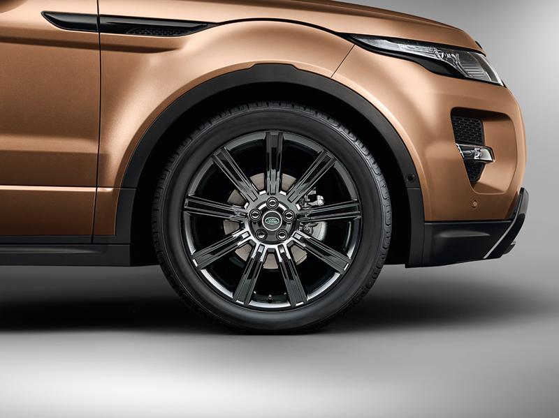 Foto Detalles (3) Land Rover Range-rover-evoque Suv Todocamino 2013