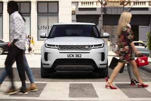 Foto Delantera Land Rover Range-rover-evoque Suv Todocamino 2019