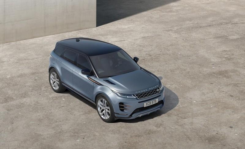 Foto Exteriores Land Rover Range-rover-evoque Suv Todocamino 2019