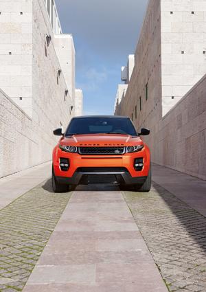 Foto Delantera Land Rover Range-rover-evoque-autobiography Suv Todocamino 2014