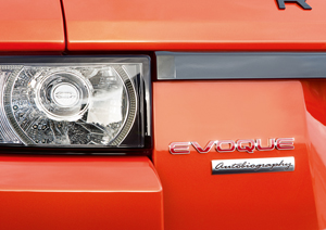 Foto Detalles (1) Land Rover Range-rover-evoque-autobiography Suv Todocamino 2014