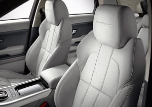 Foto Interiores (1) Land Rover Range-rover-evoque-autobiography Suv Todocamino 2014
