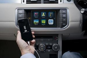 Foto Interiores (2) Land Rover Range-rover-evoque-autobiography Suv Todocamino 2014