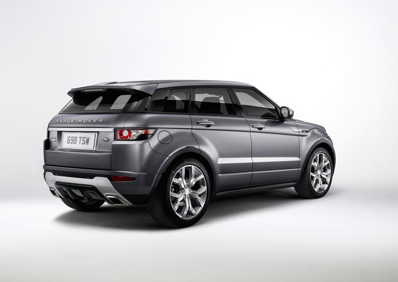 Foto Exteriores (1) Land Rover Range-rover-evoque-autobiography Suv Todocamino 2014