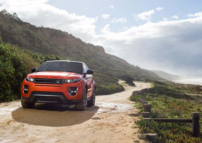 Range Rover Evoque Autobiography en el Salón de Ginebra 2014