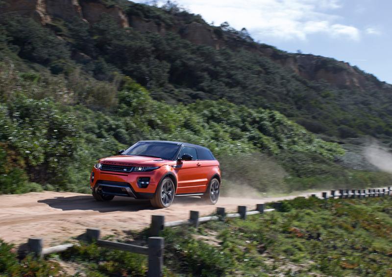 Foto Exteriores Land Rover Range Rover Evoque Autobiography Suv Todocamino 2014