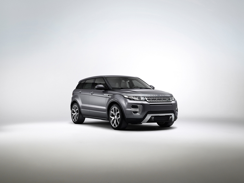 Foto Perfil Land Rover Range Rover Evoque Autobiography Suv Todocamino 2014