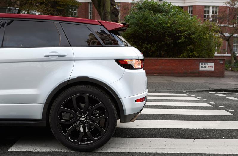 Foto Detalles Land Rover Range Rover Evoque British Edition Suv Todocamino 2015