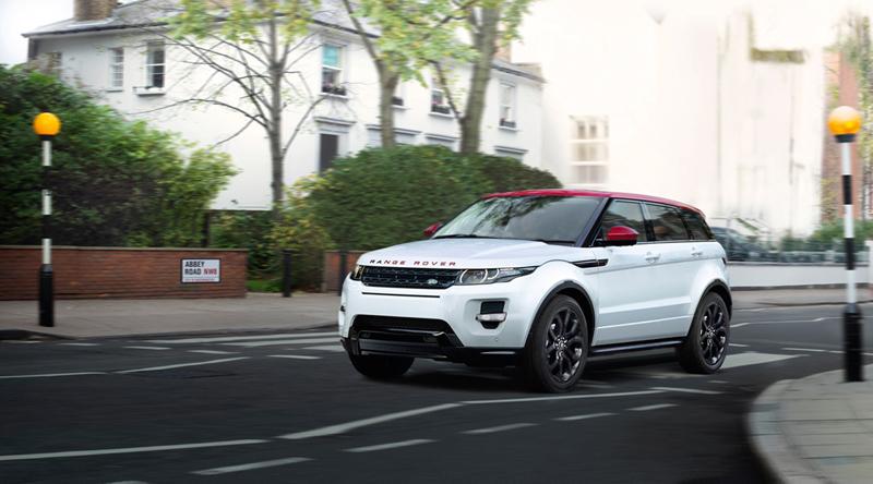 Land Rover Range Rover Evoque British Edition 2015