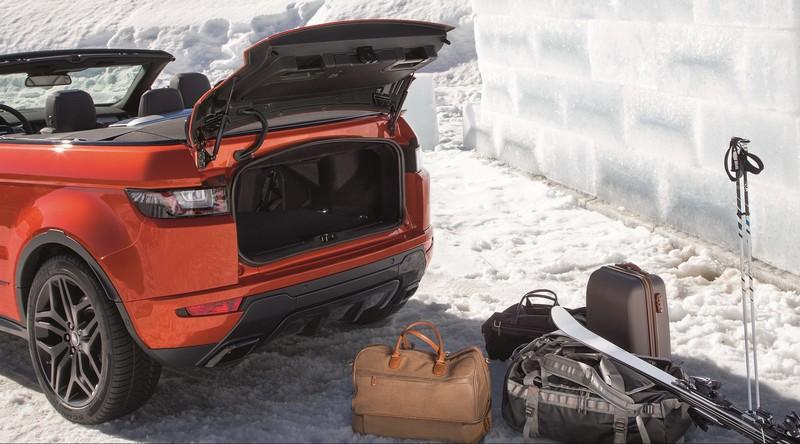 Foto Detalles Land Rover Range Rover Evoque Cabrio Suv Todocamino 2016