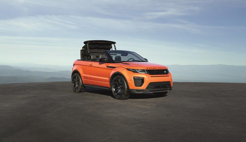 Foto Exteriores Land Rover Range Rover Evoque Cabrio Suv Todocamino 2016