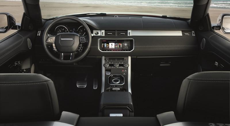 Foto Salpicadero Land Rover Range Rover Evoque Cabrio Suv Todocamino 2016
