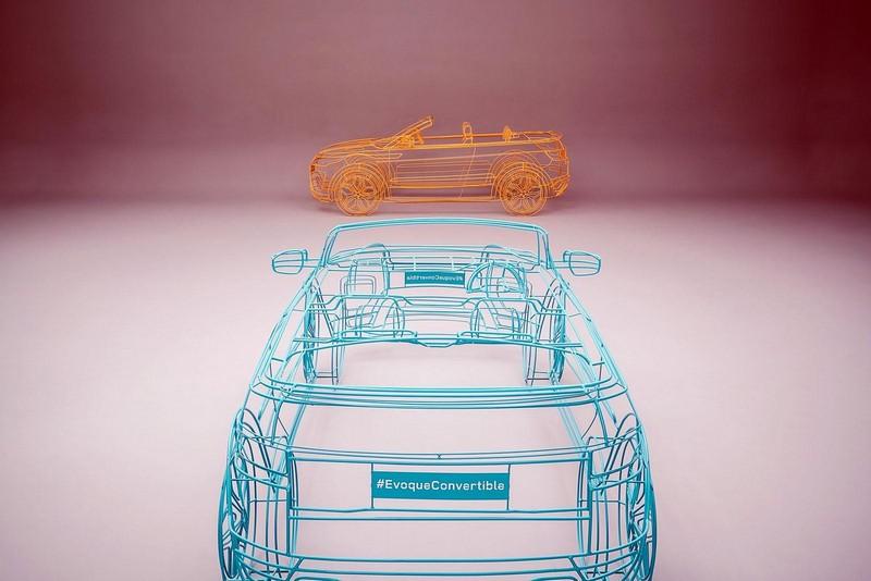 Foto Tecnicas Land Rover Range Rover Evoque Cabrio Suv Todocamino 2016