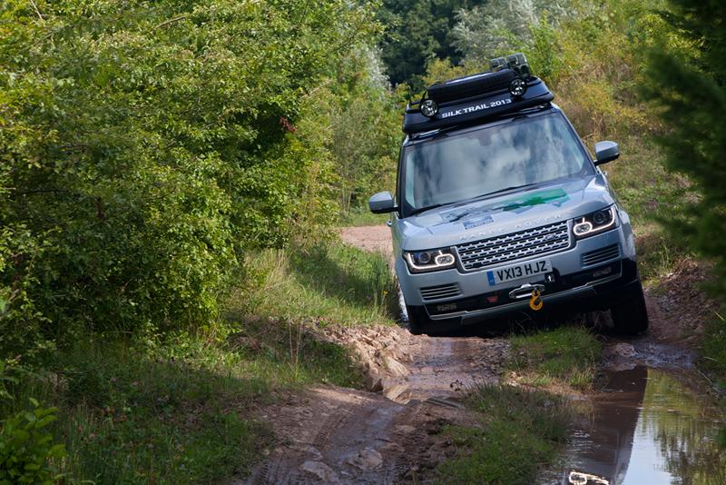 Foto Exteriores Land Rover Range Rover Hibridos Suv Todocamino 2013