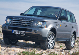 Foto land-rover range-rover-sport 2009