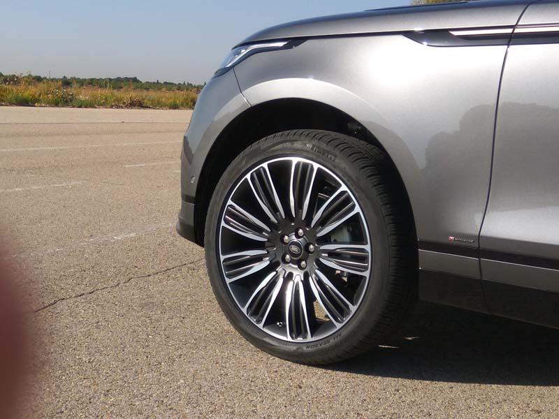 Foto Detalles(12) Land Rover Range Rover Velar Suv Todocamino 2017
