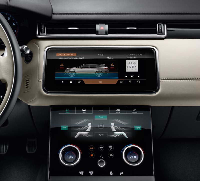Foto Detalles Land Rover Range Rover Velar Suv Todocamino 2017