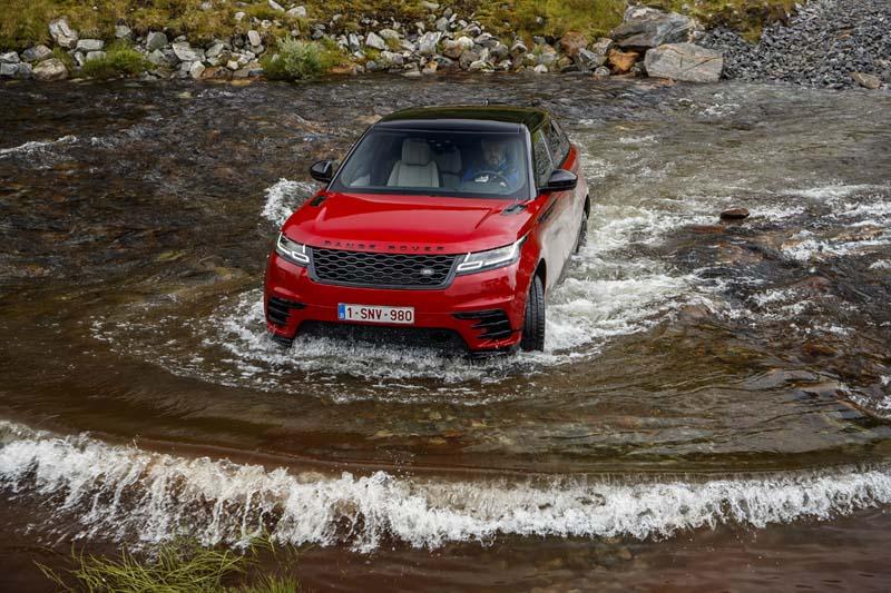 Foto Exteriores (21) Land Rover Range-rover-velar Suv Todocamino 2017