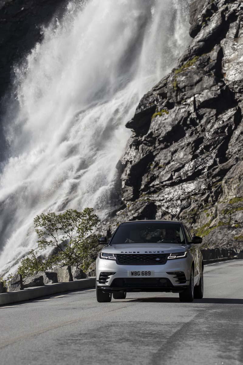 Foto Exteriores Land Rover Range Rover Velar Suv Todocamino 2017