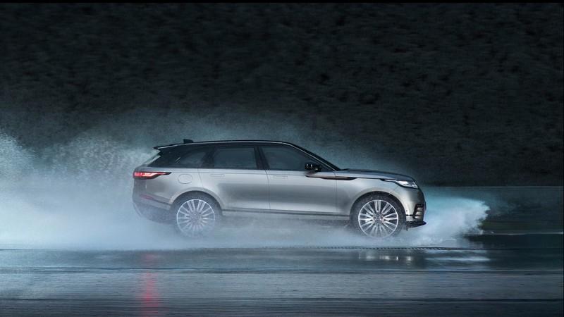 Range Rover Velar perfil