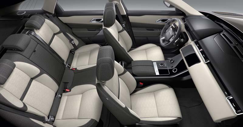 Foto Interiores Land Rover Range Rover Velar Suv Todocamino 2017