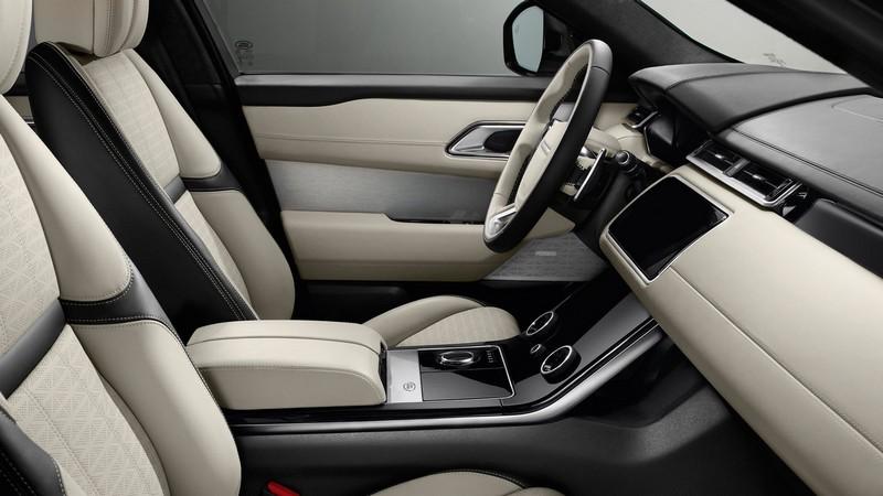 Range Rover Velar interiores