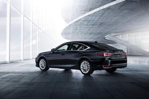 Foto Exteriores 1 Lexus Es Sedan 2019