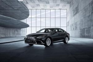 Foto Exteriores 2 Lexus Es Sedan 2019