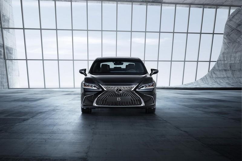 Foto Delantera Lexus Es Sedan 2019