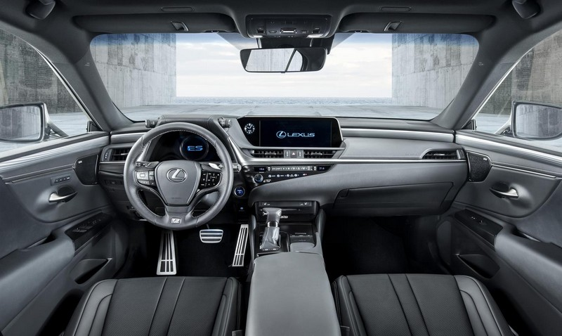 Foto Salpicadero Lexus Es Sedan 2019