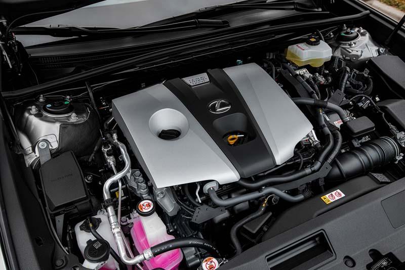 Foto Tecnicas Lexus Es Sedan 2019