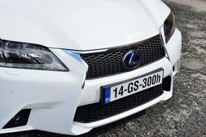 Foto Detalles (1) Lexus Gs-300h Berlina 2013
