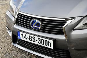 Foto Detalles (4) Lexus Gs-300h Berlina 2013