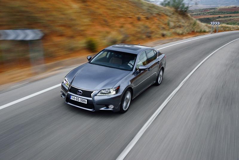 Foto Exteriores (1) Lexus Gs-300h Berlina 2013
