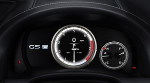 Foto Detalles Lexus Gs-300h Sedan 2016