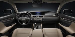 Foto Salpicadero Lexus Gs-300h Sedan 2016