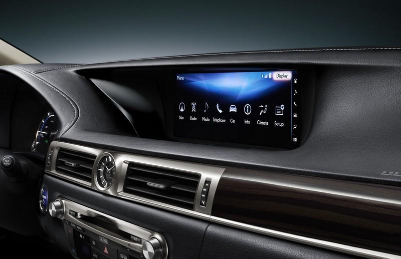 Foto Detalles 1 Lexus Gs-300h Sedan 2016