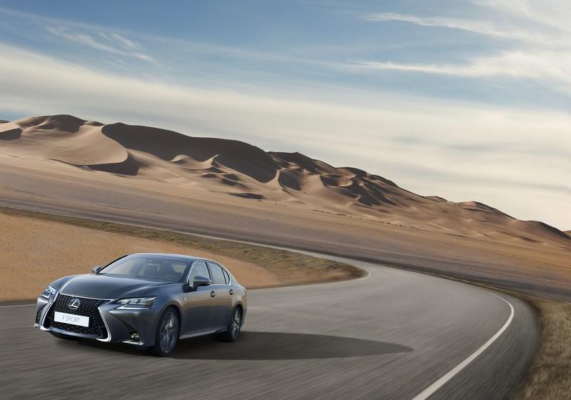Lexus gs 300h 2016