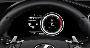 Foto Detalles (1) Lexus Is Berlina 2013