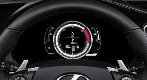 Foto Detalles (6) Lexus Is Berlina 2013