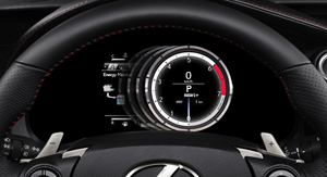 Foto Detalles (7) Lexus Is Berlina 2013