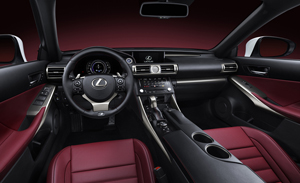 Foto Interiores (1) Lexus Is Berlina 2013
