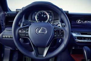 Foto Detalles (1) Lexus Lc-500h Cupe 2018