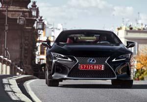 Foto Exteriores (7) Lexus Lc-500h Cupe 2018