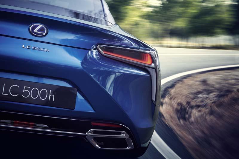 Foto Exteriores (25) Lexus Lc-500h Cupe 2018