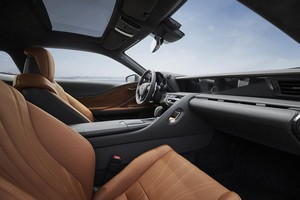 Foto Interiores Lexus Lc-edicion-limitada Cupe 2020